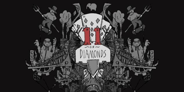Eleven of Diamonds