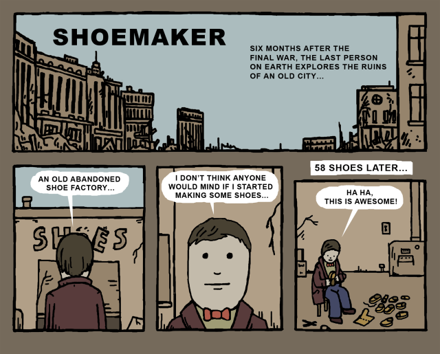 shoemaker copy